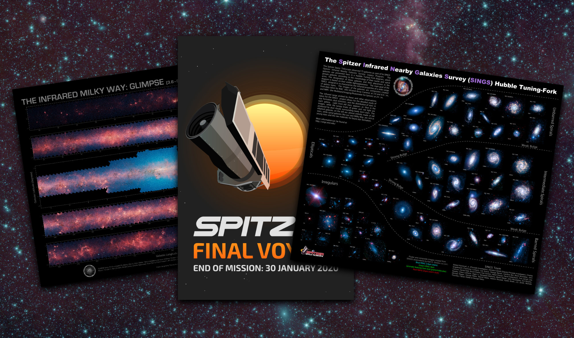Spitzer posters thumbnail