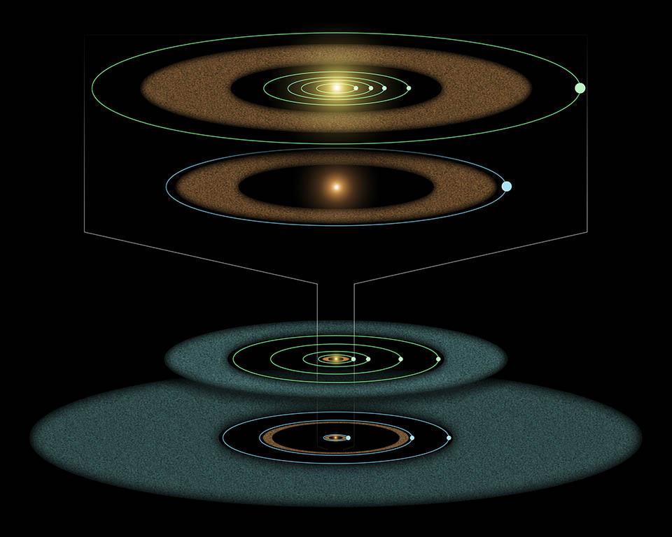 Incredible Epsilon Eridani System Diagram Nasa Spitzer Space Telescope Wiring 101 Capemaxxcnl