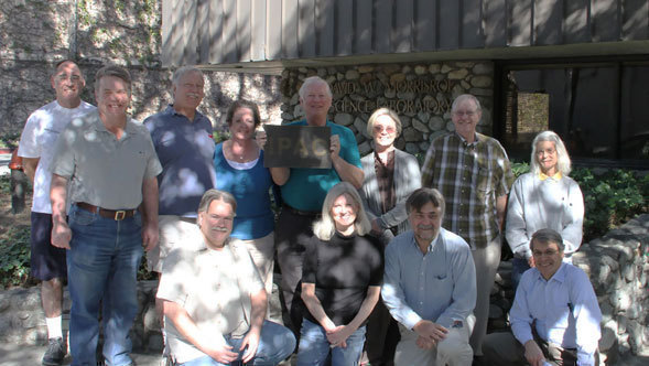 ipac celebrates 25 years at caltech caltech recreation room