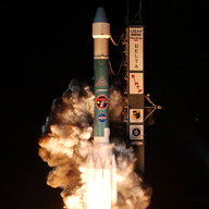 Launch of the Spitzer Space Telescope.