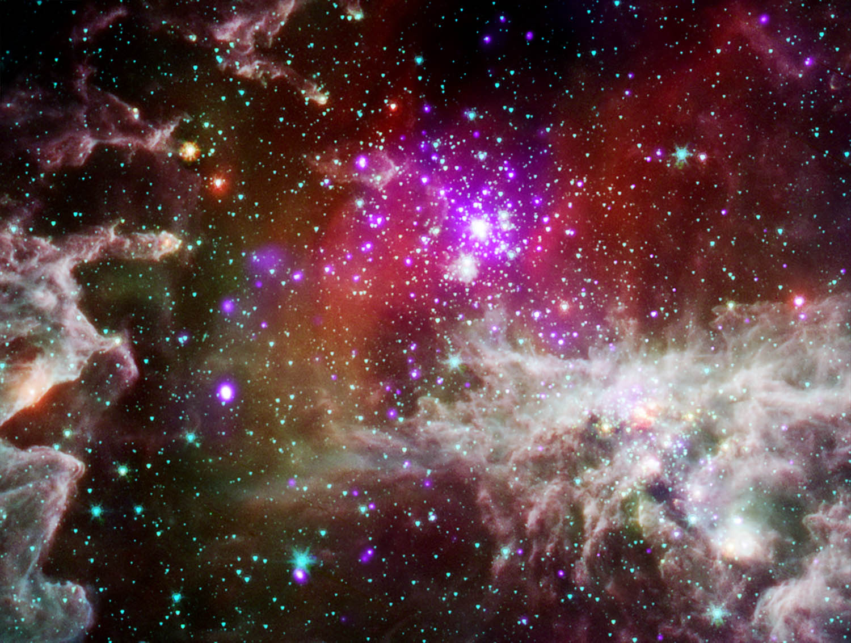 spitzer nebula - photo #11