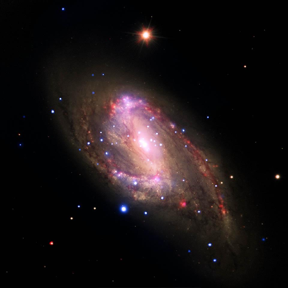 Revealing Hidden Black Holes - NASA Spitzer Space Telescope